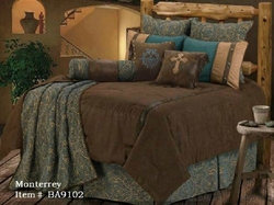 Monterrey Comforter Collection
