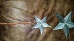 Turquoise   Triple Star  Queen
