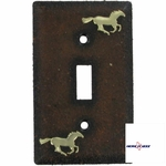 Wild Horse Mustang Single Switch