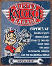 BKG - Experts Tin Signs