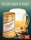 Miller Makes it Right