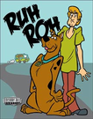 Scooby Doo - Ruh Roh Tin Signs
