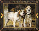 Winchester - For Sale Here Tin Signs