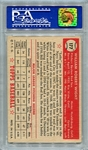 1952 Topps Bill Wight #177 PSA 6