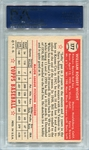 1952 Topps Bill Wight #177 PSA 7