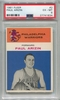 1961 Fleer Paul Arizin #2 PSA 6