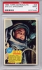 1963 Topps Astronauts - 2nd US Spaceman #28 PSA 9