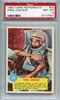 1963 Topps Astronauts - Final Checkup #25 PSA 8