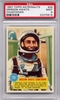 1963 Topps Astronauts - Grissom Awaits Countdown #26 PSA 9