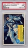 1963 Topps Astronauts - Grissom In Pressure Suit #24 PSA 9