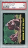 1964 Outer Limit - Invasion Of The Sea Beast #18 PSA 7