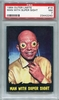 1964 Outer Limits - Man With Super Sight #16 PSA 7