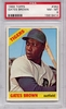 1966 Topps Gates Brown #362 PSA 8