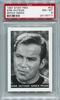 1967 Leaf Star Trek - Kirk Outside Spock Inside #42 PSA 8