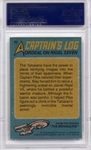 1976 Star Trek - Ordeal On Rigel Seven #52 PSA 9
