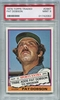 1976 Topps Traded Pat Dobson #296T PSA 9