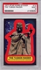 1977 Star Wars Sticker - The Tusken Raider #14 PSA 9