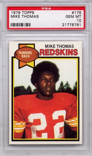 1979 Topps Mike Thomas #175 PSA 10