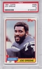 1981 Topps Joe Greene #495 PSA 9