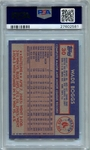 1984 Topps Wade Boggs #30 PSA 10