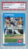 1987 Fleer Update Greg Maddux #U-68 PSA 9