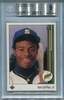 1989 Upper Deck Ken Griffey Jr. #1 BGS 9