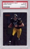 1998 Bowman's Best Hines Ward #124 PSA 10