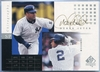 2000 Upper Deck SP Authentic Chirography Derek Jeter Autograph #DJ