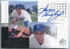 2000 Upper Deck SP Authentic Chirography Sandy Koufax Autograph #SK