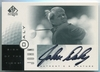 2001 Upper Deck SP Authentic John Daly Autograph #JD