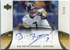 2006 Upper Deck Exquisite Endorsements Ben Roethlisberger Autograph #EE-BR