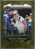2013 Upper Deck Exquisite Collection Signature Masterpiece Gold Paula Creamer #ESM-PC