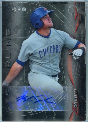2014 Bowman Sterling Kyle Schwarber Rookie Autograph #BSPA-KSC