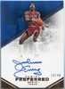 2015 Panini Preferred Julius Erving Autograph #140