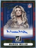 2016 Donruss Fans of the Game Marisa Miller Autograph #6