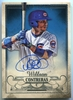 2016 Topps Five Star Willson Contreras Rookie Autograph #FSA-WC