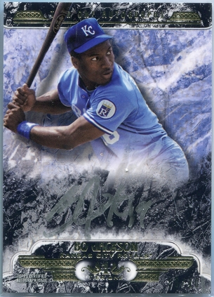 2016 Topps Tier One Bo Jackson Autograph #T1A-BJ #05/10