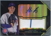 2016 Topps Triple Threads Jersey Relic Anthony Rizzo Autograph #UAJR-AR #38/75