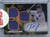 2016 Topps Triple Threads Kris Bryant Autograph #RFP-KB - #10/99