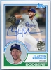 2017 Topps Archives Fan Favorites Clayton Kershaw Autograph #FFA-CK