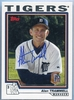Alan Trammell JSA Certified Authentic Autograph - 2003 Topps