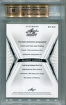 Albert Almora BGS Certified Authentic Autograph - 2012 Leaf Ultimate Draft Silver