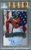 Albert Almora Rookie BGS Certified Authentic Autograph - 2012 Leaf Ultimate Draft