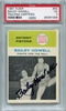 Bailey Howell (HOF) PSA/DNA Certified Authentic Autograph - 1961 Fleer