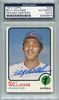 Billy Williams PSA/DNA Certified Authentic Autograph - 1973 Topps