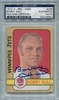 Bobby Hull PSA/DNA Certified Authentic Autograph - 1972 O-Pee-Chee