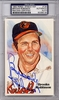 Brooks Robinson PSA/DNA Certified Authentic Autograph - Perez-Steel Postcard