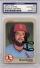 Bruce Sutter PSA/DNA Certified Authentic Autograph - 1983 Fleer