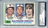 Cal Ripken Jr. Rookie PSA/DNA Certified Authentic Autograph - 1982 Topps