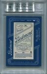 Clayton Kershaw BGS Certified Authentic Autograph - 2009 Topps Mini Framed
